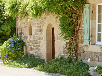 Photo for pretty cottage full of charm and nostalgia in Brittany