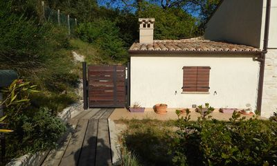 Photo for S149 - Sirolo, delightful stone house