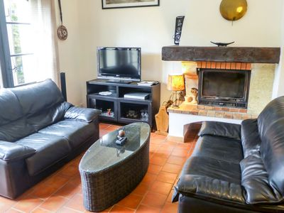 Photo for Vacation home Val des Chênes in Cavalaire - 6 persons, 3 bedrooms
