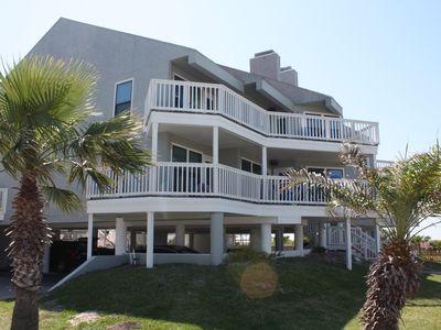 Photo for Smart Port Aransas Vacationers Love this 2/2 Huge Balcony, View