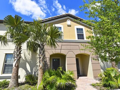 Photo for Beautiful 4 Bed Gated Pool Townhome, w/Splash Pool at Windsor At Westside Resort