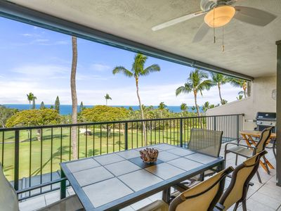 Photo for Ocean and Golf Course Views | 2 BRM plus Loft | Starting at $145/n