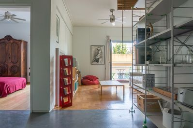 Modern, spacious and funky. Perfect base to explore central Athens