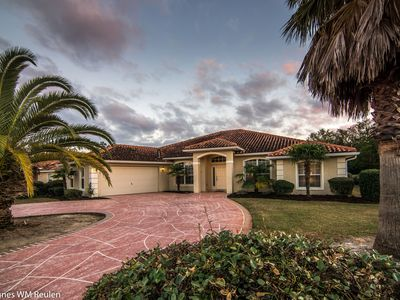 Photo for Luxury 4-Bed Room Villa With Pool And Hot Tub In Inverness, Florida