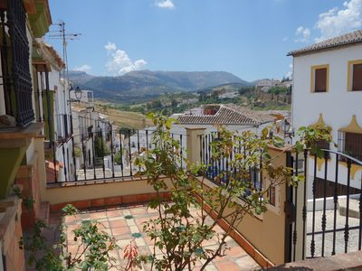 Photo for House with Swimming Pool in Ronda Old Town
