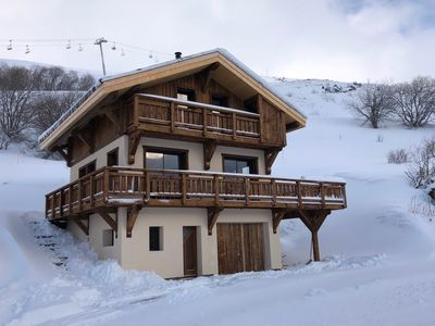 Photo for cozy charming chalet