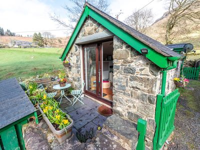 Photo for Y Gribyn - Cosy 1 bed cottage near Cadair Idris