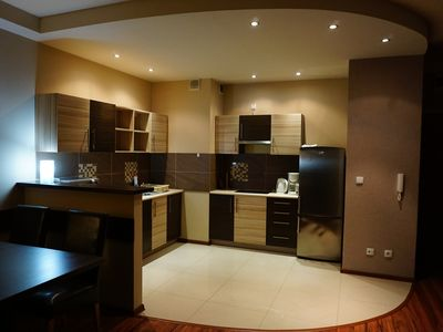 """Photo for Modern apartment """"Caffe Latte"""" for 1-5 persons with balcony and Wifi"""