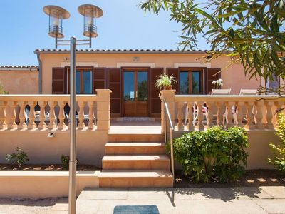 Photo for Holiday cottage Ses Salines for 1 - 4 people with 2 bedrooms - Holiday home