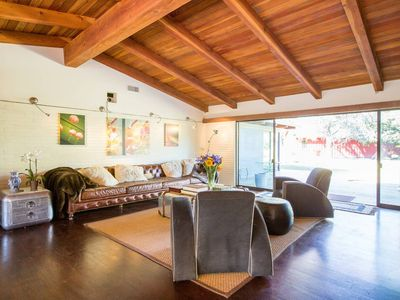 Photo for Mid-Century Musician s Ranch House