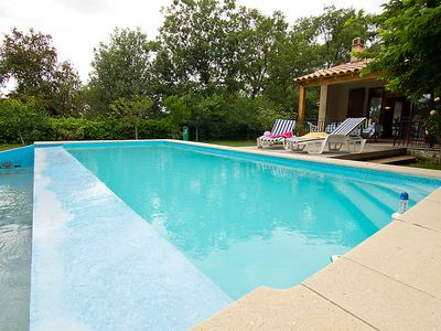 Photo for Vacation home la Bulle in Grambois - 6 persons, 3 bedrooms