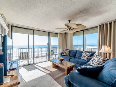 Photo for Gulf Front Condo in Orange Beach ~ Stunning Views~ Free WiFi & Great Resort Amenities!