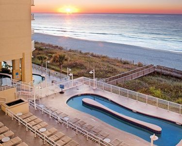 Photo for Vacation Rentals at Wyndham Ocean Blvd - North Myrtle Beach, SC