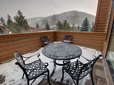 Photo for Large Townhome perfect for Families!  Mountain Views! Private Laundry
