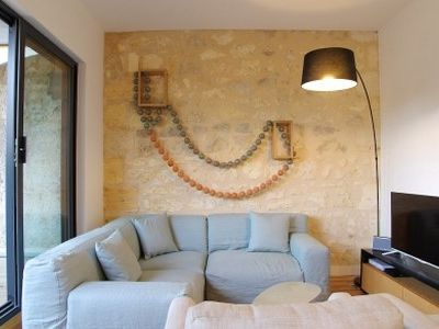 Photo for Very nice apartment of 66m2 decorated by an interior designer