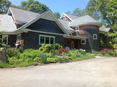 Photo for Sprawling 4 Bedroom Country Estate on 11Wooded  Acres.