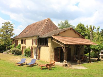 Photo for 3BR Farmhouse Vacation Rental in Saint-Germain-et-Mons