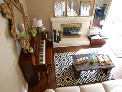 Photo for 2BR Townhome Vacation Rental in KCMO, Missouri