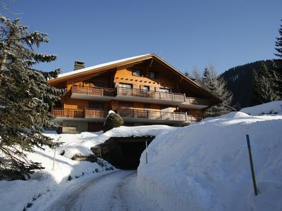 Photo for Ski in Ski out Chalet with Stunning Views