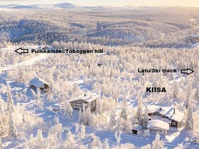 Photo for Vacation home Kiisa b in Inari - 11 persons, 4 bedrooms