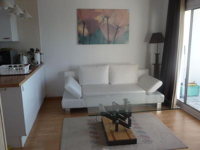 Photo for Apartment with stunning sea views over the creek canyelles