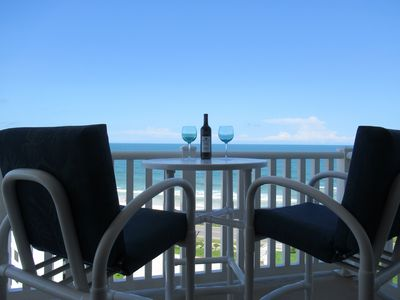 Photo for Newly Remodeled 2/2 Flagler Beach Oceanfront Condo with Stunning Ocean Views