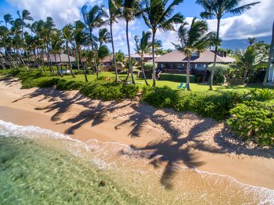 Photo for Contemporary Hawaii Living on Calm North Shore Beach
