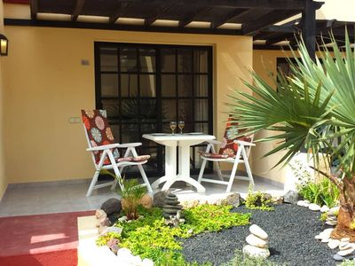 Photo for Apartment C23 -WiFi max. 4 person pool terrace-Costa Calma Fuerteventura