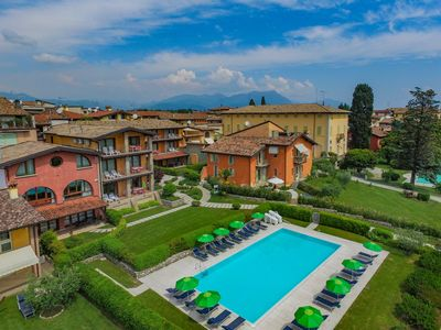 Photo for Holiday apartment Moniga del Garda for 1 - 6 persons - Holiday apartment