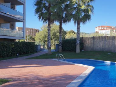 Photo for APARTMENT with COMMUNITY POOL and PARKING in TOSSA
