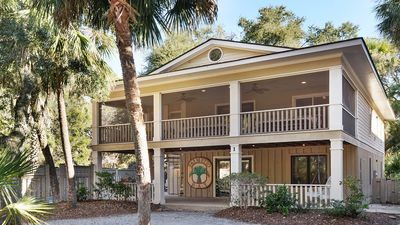 Photo for Luxury Home - Sleeps 16 -150 Yards from the Beach!