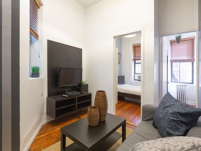 Photo for Apartment 637 m from the center of New York with Internet, Air conditioning (983327)