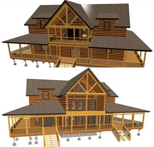 Photo for BRAND NEW Luxury Cabin Sleeps 18 **Spring DISCOUNTS Available** Message Owner