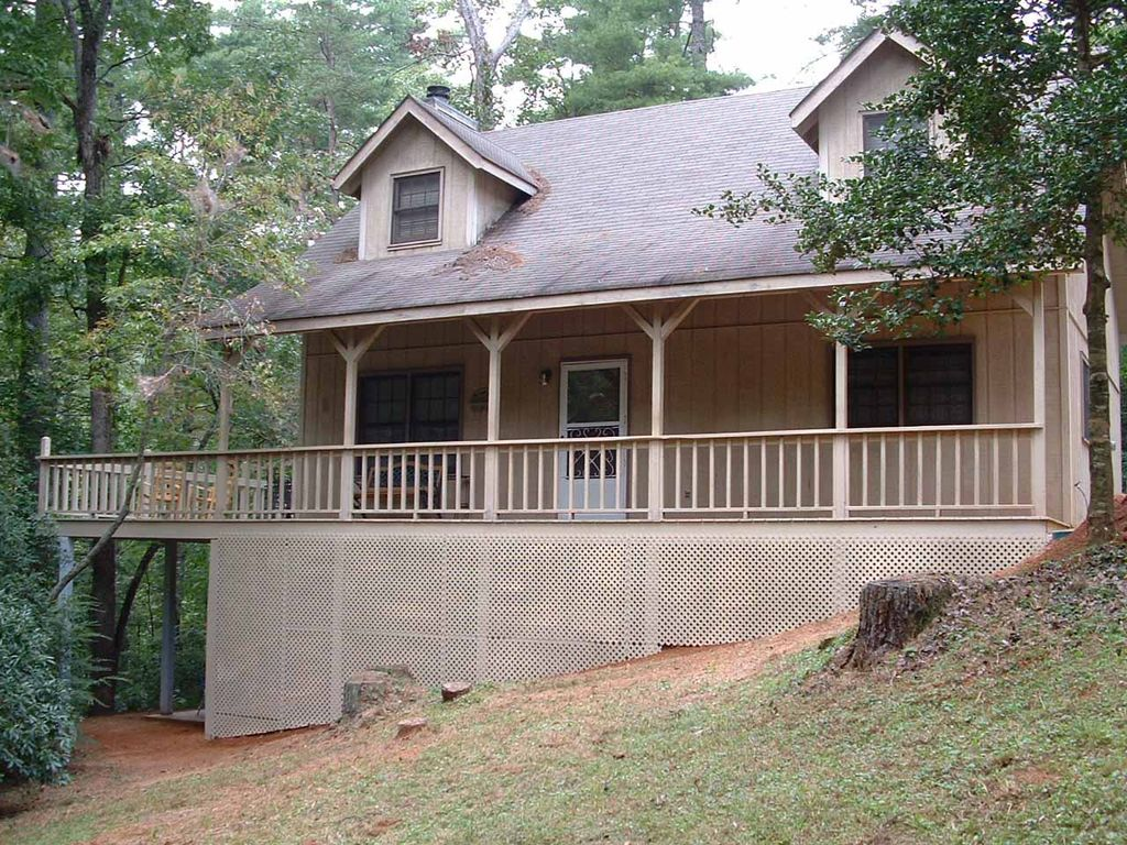 N Ga Wine Area 4br Cabin On Trout Stream Hot Tub Game Room Near Helen Cleveland North