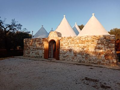 """Photo for """"Trulli Monte Madre 2"""" with Private Swimming Pool"""