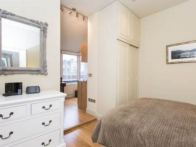 Photo for Contemporary Studio Apartment in Chelsea, Kensington