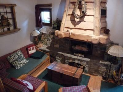 Photo for Beautiful and rare luxury apartment 4/6 people in chalet standing, Tignes center! ski underfoot, fireplace !!!!!!!!!!2100m !!