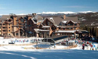 Photo for Breckenridge Colorado at Peak 7 Suite- with Kitchenette - right on the mountains