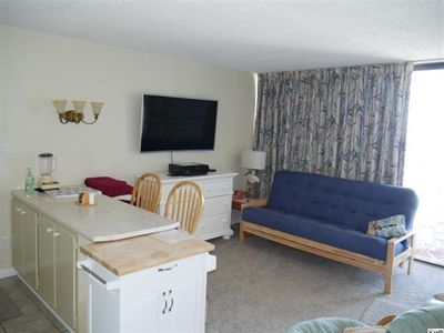Photo for Ocean Forest Plaza 910- Great Ocean front Condo!