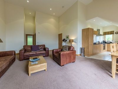 Photo for Mains of Taymouth, Kenmore ~ 5* 2 The Gallops - Upstairs property - sleeps 4 guests  in 2 bedrooms