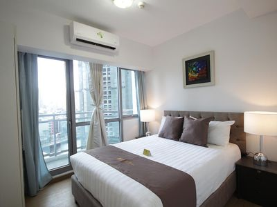 Photo for 2BR Apartment Vacation Rental in Mandaluyong, Metro Manila