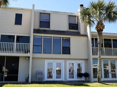 Photo for 5-Star Townhome on Tranquil Sabine Bay & Steps from the Gulf
