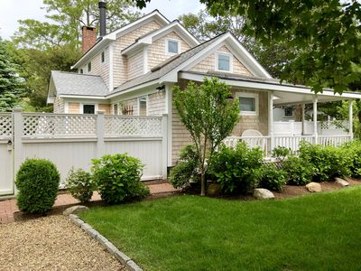 Photo for 5 Bedroom 3 Bath in the village of Edgartown