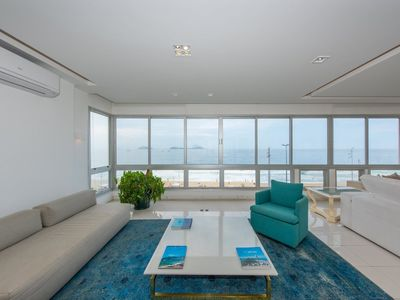 Photo for Luxury 3 BR Apartment for Vacation Rental in Leblon