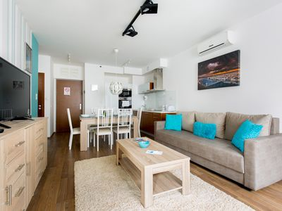 Photo for Sun Resort Apartments - Deluxe One-Bedroom apartments for 2-4 people