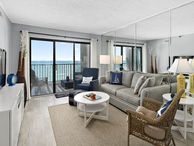 Photo for Magnificent Newly Renovated Oceanfront Unit