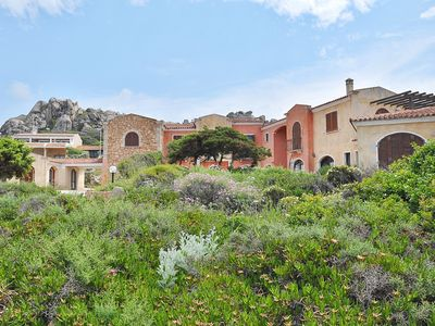 Photo for Apartment 4/6 beds sea view Baia Santa Reparata - Santa Teresa di Gallura