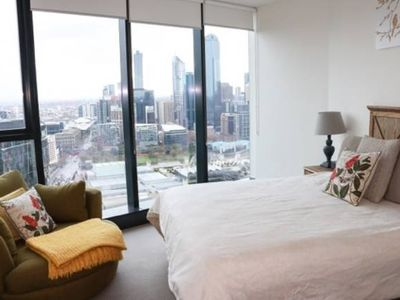 Photo for 1BR Apartment Vacation Rental in Southbank, VIC