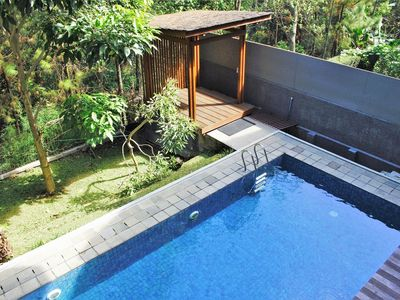 Photo for 5 BR Hill View Villa with a private pool 1