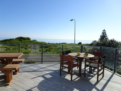 Photo for Unrestricted Ocean Views from our Family Holiday Home
